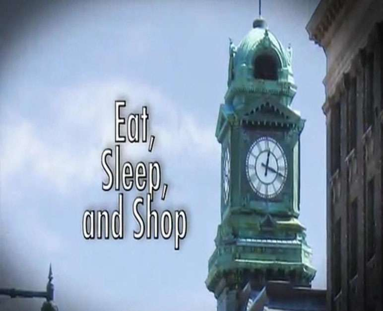 Fort Dodge Welcome Series Eat, Sleep and Shop